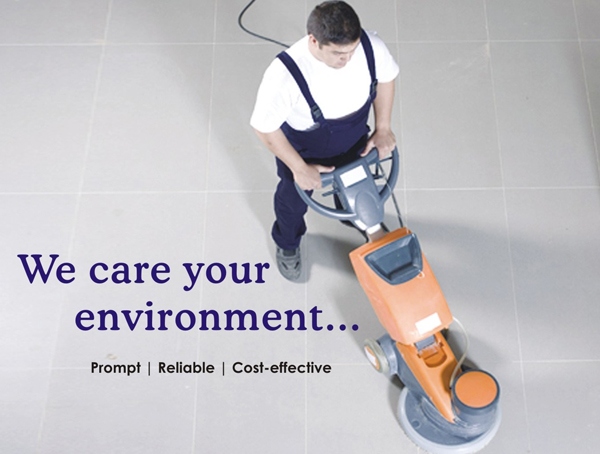 CLEANING SERVICE PROVIDER