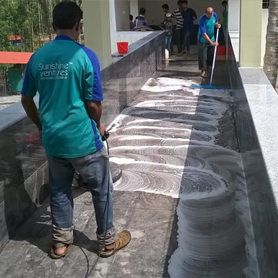Pre & Post Construction Cleaning Services